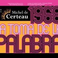 Cátedra Michel de Certeau