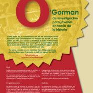 Cartel Beca O'Gorman