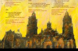 Programa de recorridos 2005